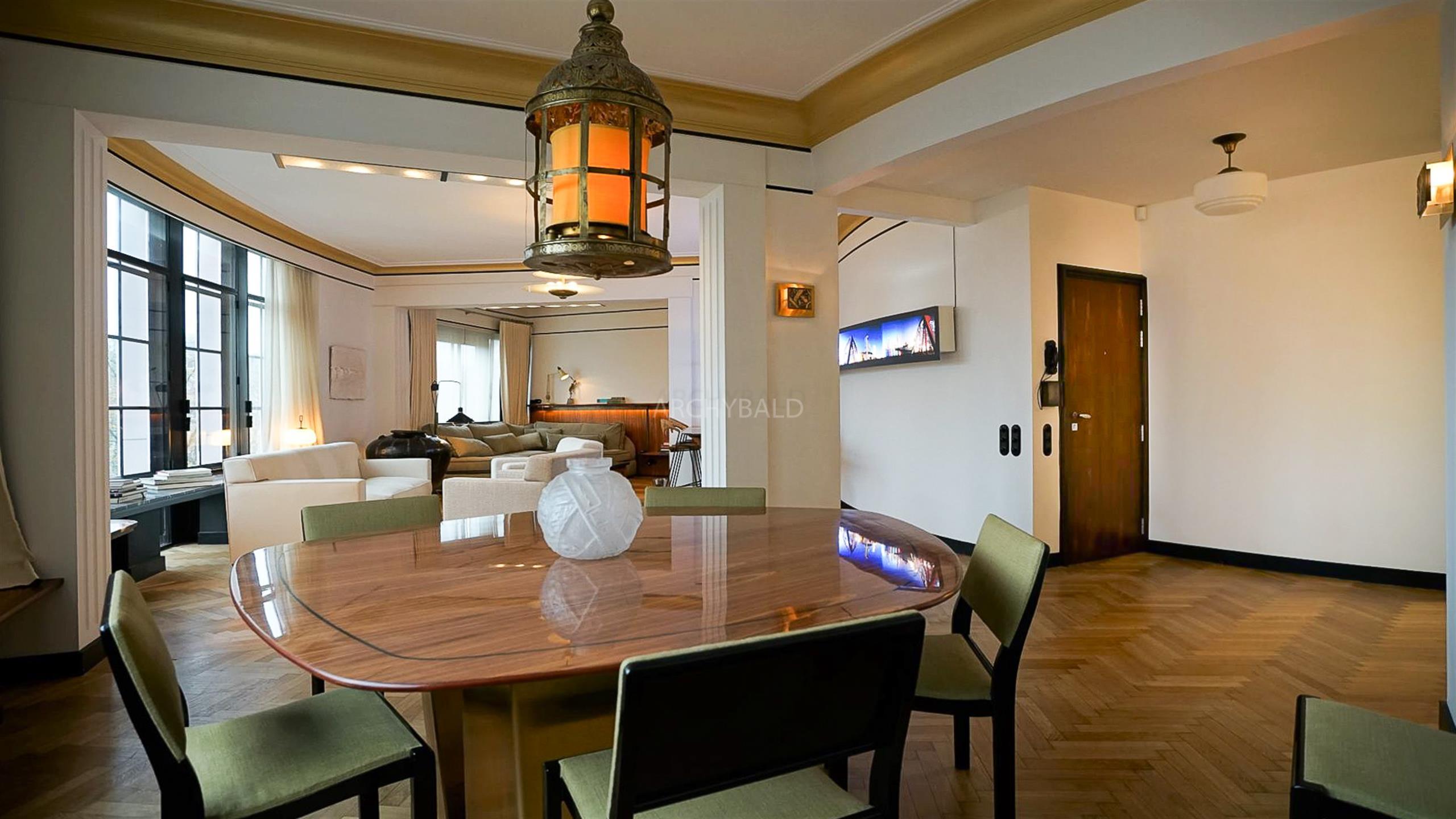 ixelles appartement appartement exceptio vendre le tonneau archybald immobilier de. Black Bedroom Furniture Sets. Home Design Ideas